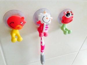 Zahnbürstenhalter Kinder