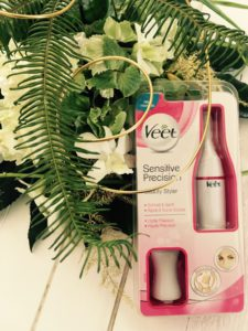 Veet Sensitive Precision Beauty Styler - Test